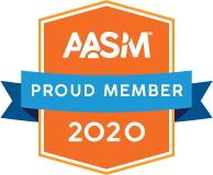 AASM member badge